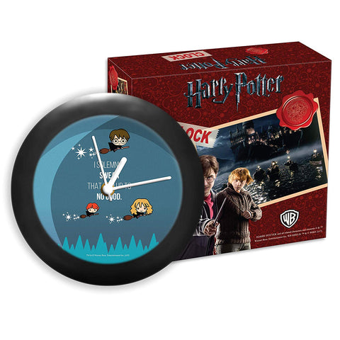 Harry Potter - I Solemnly Chibi Table Clock