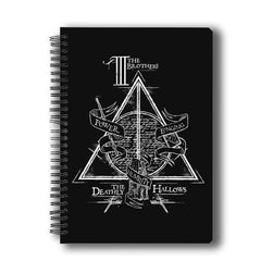 Harry Potter- Triangle Notebook A5