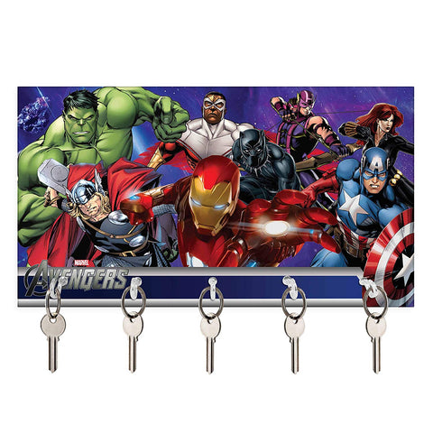 Marvel Comics Avengers Keychain Holder