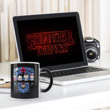 Stranger Things Chibi - Heat Sensitive Magic Mug
