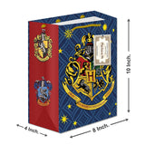 "Harry Potter""-Combo (Notebook+Gift Bag) Slytherin Design 