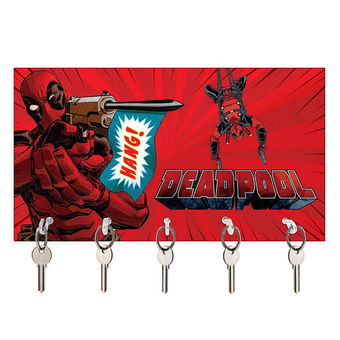 Marvel Comics Deadpool Keychain Holder