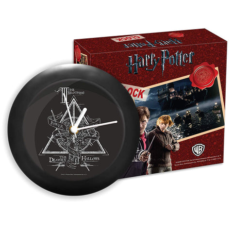 Harry Potter - Triangle Table Clock