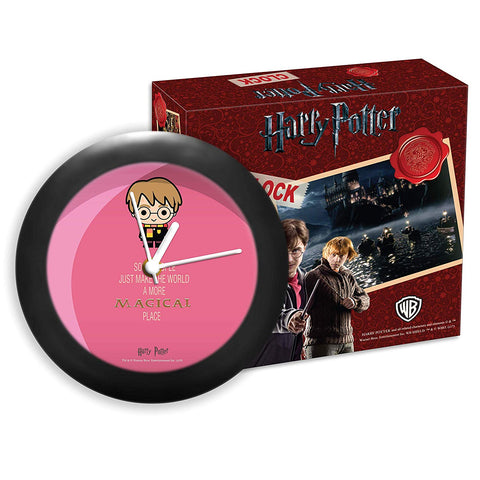 Harry Potter - Some People-Magical Place Table Clock