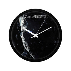 Game of ThronesNight is King  Wall Clock