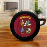 Harry Potter All Crest Table Clock