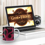 Redwolf Game of Thrones Targaryen - Coffee Mug