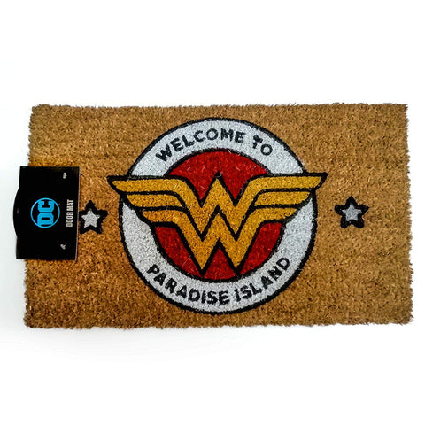 DC Comics Wonder Woman Welcome Coir Doormat