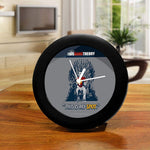 Big Bang Theory TV Series - This My Spot | Table Clock