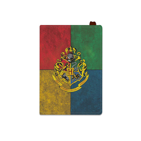 Harry Potter House Crest Travel Passport Holder Wallet
