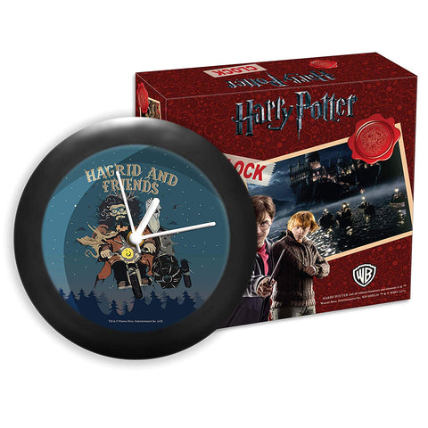 Harry Potter Hagrid and Friends Table Clock