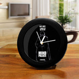Sherlock TV Series - Mind Palace Table Clock