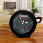Big Bang Theory TV Series - The Friendship Algorithm | Table Clocks