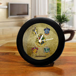 Harry Potter House Crest 2 | Table Clocks