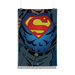 Copy of DC Comics-Superman Revealed Wall Décor Poster | Poster for Home | Poster for Office |[ Frame Not Included ] Size A3 [12 x 18 inchs ]