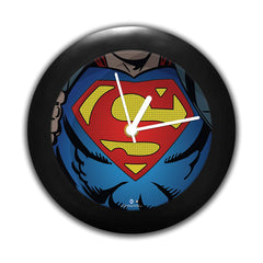 DC Comics -Superman Revealed Table Clock Gift Set Birthday Gift