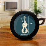 Sherlock TV Series - Violin Table Clocks
