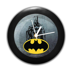DC Comics -Grunge Batman Table Clock Gift Set Birthday Gift