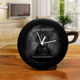 Game of Thrones Table Clock Of Iron Throne
