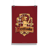 Harry Potter Gryffindor Poster