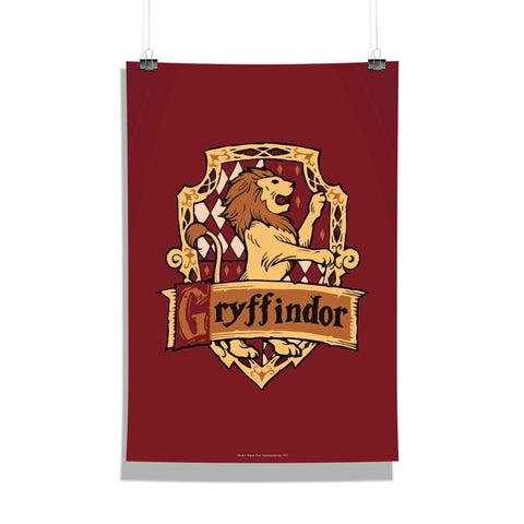 Harry Potter Poster Of Gryffindor 12x18 Poster For Poster Lover