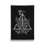 Harry Potter Triangle Poster