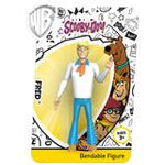 SCOOBY-DOO - FRED BENDABLE FIGURE