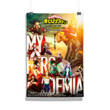 My Hero Academia Season 4 Cover Poster