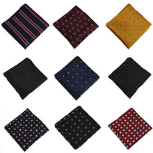 Polka Dots and Striped Pocket Squares