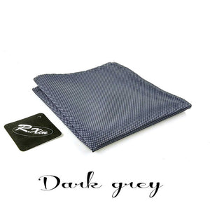 Solid Colours Polyester Pocket Squares