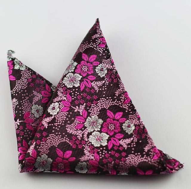 Paisley and Animal Pattern Hankies