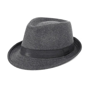 Wool Jazzy Hat
