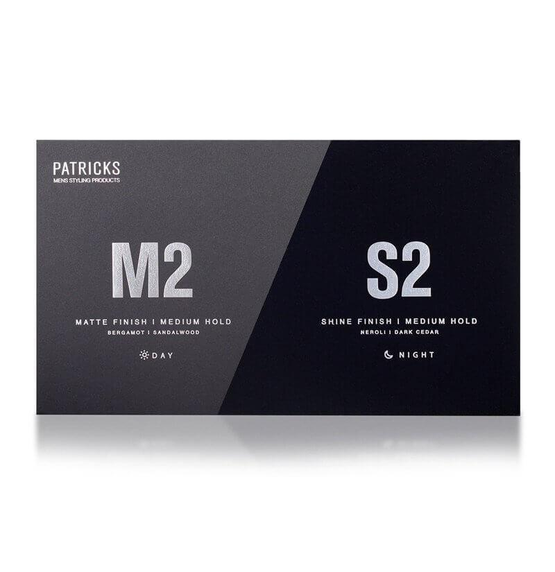 M2 + S2 | DAY AND NIGHT SET-Patricks_Hair_Care_Products