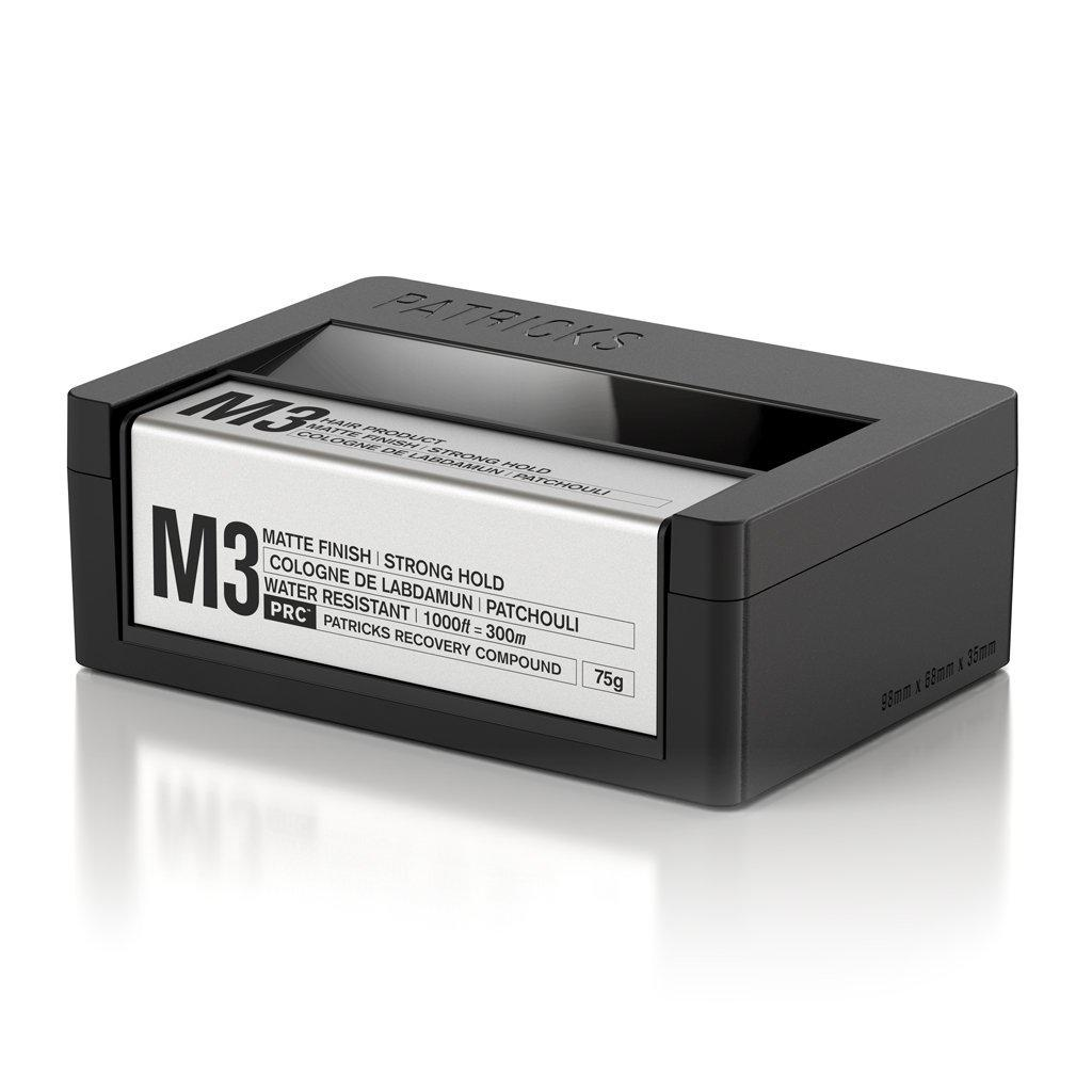 M3 MATTE FINISH | STRONG HOLD STYLING PRODUCT-Patricks_Hair_Care_Products