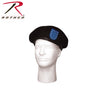 G.I. Type Beret w/ Blue Flash