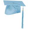 Light Blue Cap And Tassel Matte Finish