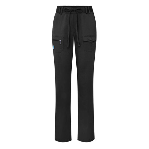 Adar - uniforms Medical Uniform Pants uniforms online Adar Indulgence Jr. Fit Low Rise Tapered Leg 6 Pocket Drawstring Pants - SchoolUniforms.com
