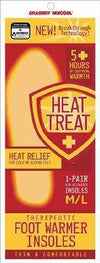 Schooluniforms.com - uniforms  uniforms online Heat Treat - Foot Warmer Insoles - SchoolUniforms.com