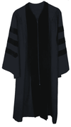 Graduation Gown - uniforms graduation uniforms online Premium Doctors Robe - SchoolUniforms.com