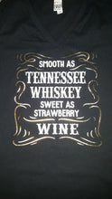 Smooth as Tennessee Whiskey Tee
