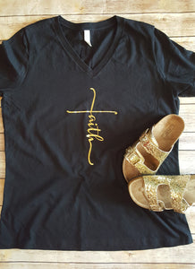 Faith Cross Shirt