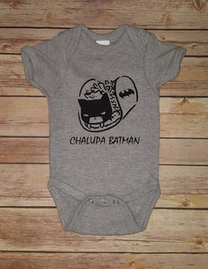 Chalupa Batman Gray