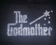 The GodMother Shirt Glitter Tee