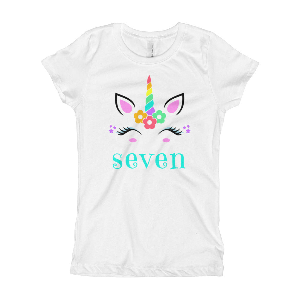 UNICORN SEVEN Girl's T-Shirt