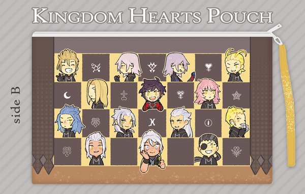 Kingdom Hearts Pouch