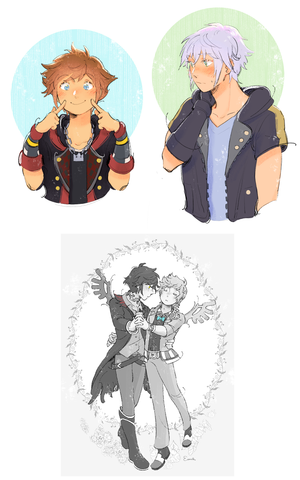 Kingdom Hearts Miniprints