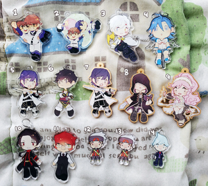 Misc. Clearance Charms