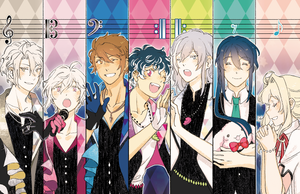 TRIGGER + RE:VALE Print
