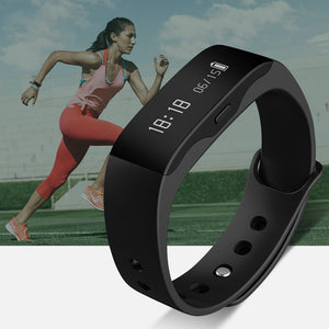 OLED Display Waterproof Fitness Tracker