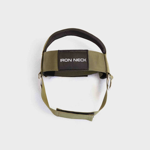 Iron Neck Harness